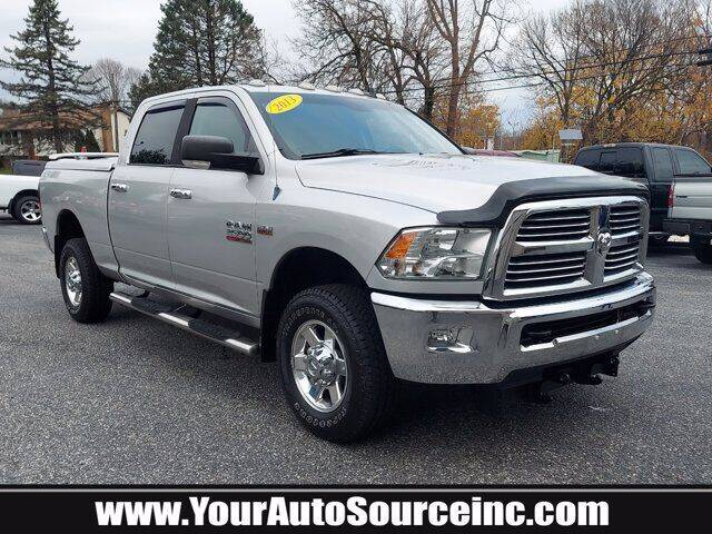 2013 RAM Ram Pickup 2500 for sale at Your Auto Source in York PA