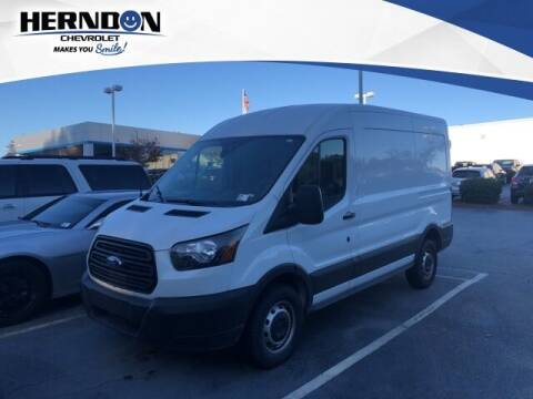 2019 Ford Transit Cargo for sale at Herndon Chevrolet in Lexington SC