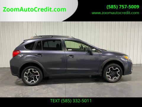 2017 Subaru Crosstrek for sale at ZoomAutoCredit.com in Elba NY