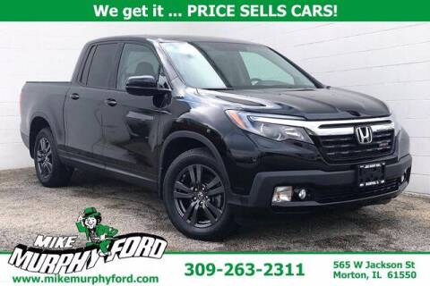 2019 Honda Ridgeline for sale at Mike Murphy Ford in Morton IL