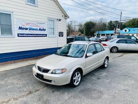 2001 Mazda Protege for sale at New Wave Auto of Vineland in Vineland NJ