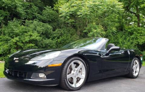 2005 Chevrolet Corvette for sale at The Motor Collection in Columbus OH