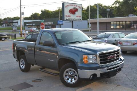 2011 GMC Sierra 1500 for sale at GLADSTONE AUTO SALES    GUARANTEED CREDIT APPROVAL in Gladstone MO