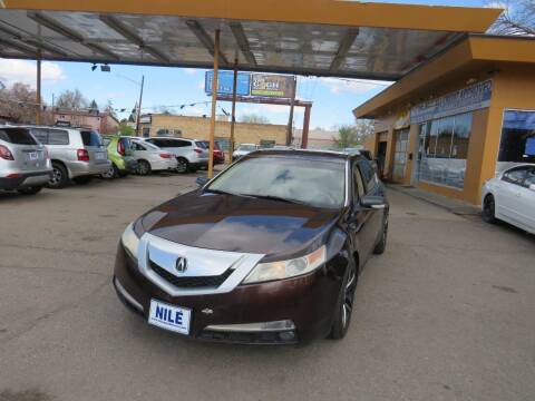 2010 Acura TL for sale at Nile Auto Sales in Denver CO