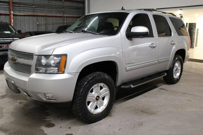2010 Chevrolet Tahoe for sale at ESPI Motors in Houston TX