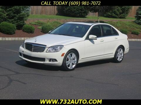 2010 Mercedes-Benz C-Class for sale at Absolute Auto Solutions in Hamilton NJ