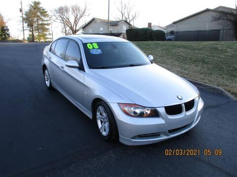 2008 BMW 3 Series for sale at Euro Asian Cars in Knoxville TN