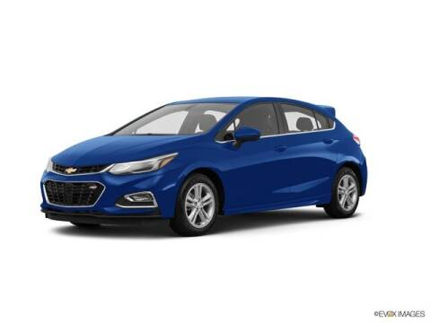 2017 Chevrolet Cruze for sale at Rick Hill Auto Credit in Dyersburg TN