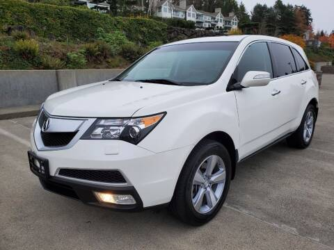 2012 Acura MDX for sale at Painlessautos.com in Bellevue WA