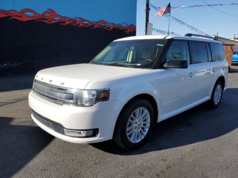2014 Ford Flex for sale at DPM Motorcars in Albuquerque NM