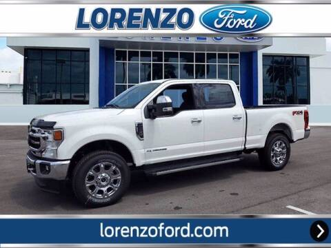 2022 Ford F-250 Super Duty for sale at Lorenzo Ford in Homestead FL
