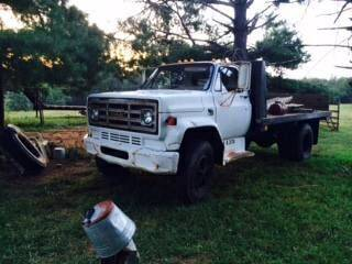 1980 GMC Flat Bed for sale at Haggle Me Classics in Hobart IN