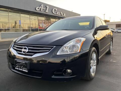 2012 Nissan Altima for sale at A1 Carz, Inc in Sacramento CA