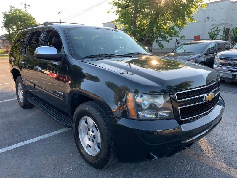2013 Chevrolet Tahoe for sale at AWESOME CARS LLC in Austin TX