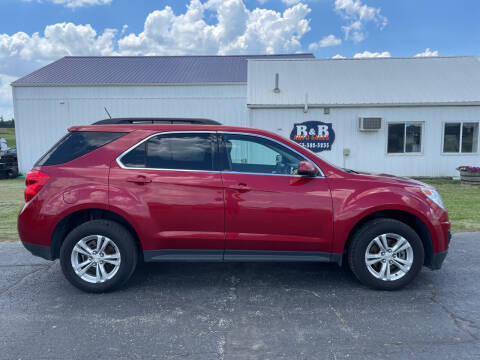 2013 Chevrolet Equinox for sale at B & B Sales 1 in Decorah IA
