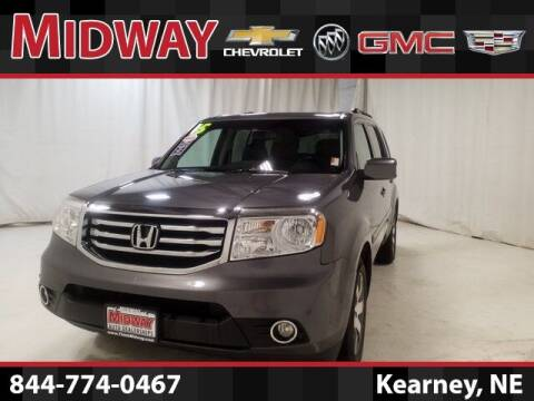 2015 Honda Pilot for sale at Midway Auto Outlet in Kearney NE