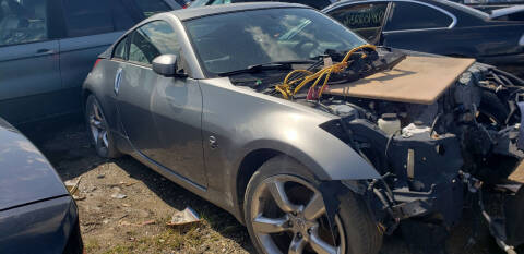 2008 Nissan 350Z for sale at EHE Auto Sales in Marine City MI