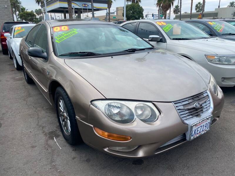 2000 Chrysler 300M for sale at North County Auto in Oceanside CA