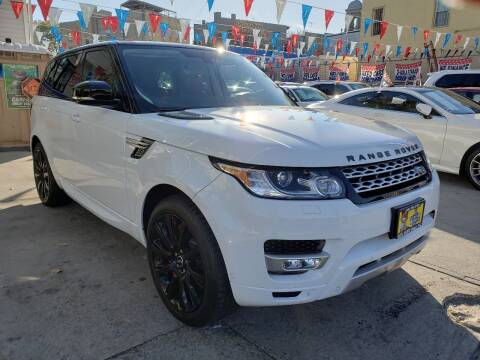 2015 Land Rover Range Rover Sport for sale at Elite Automall Inc in Ridgewood NY