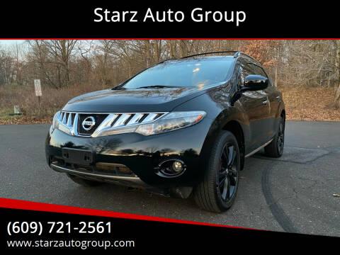 2010 Nissan Murano for sale at Starz Auto Group in Delran NJ