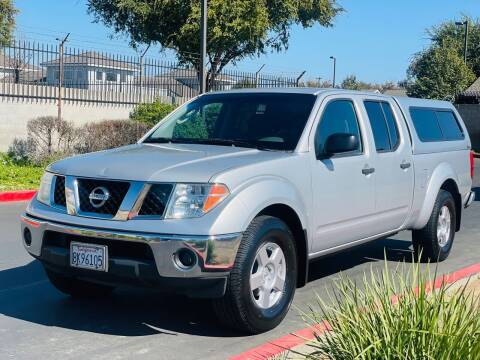 2008 Nissan Frontier for sale at United Star Motors in Sacramento CA
