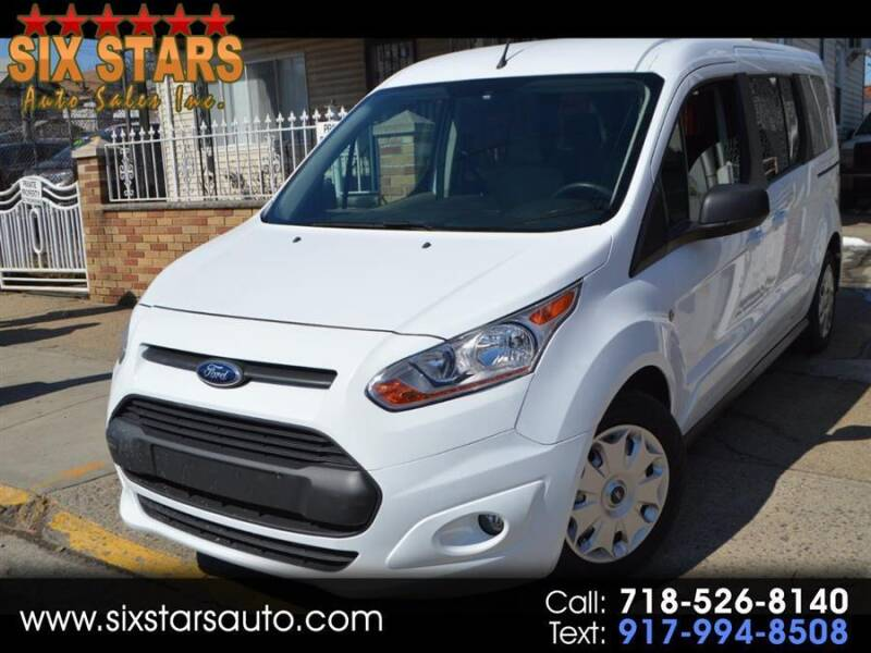 2014 Ford Transit Connect Wagon for sale in Richmond Hill, NY