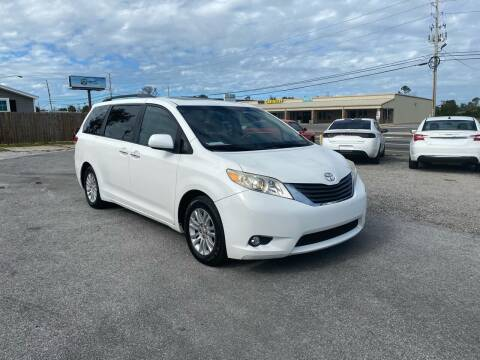2011 Toyota Sienna for sale at Lucky Motors in Panama City FL