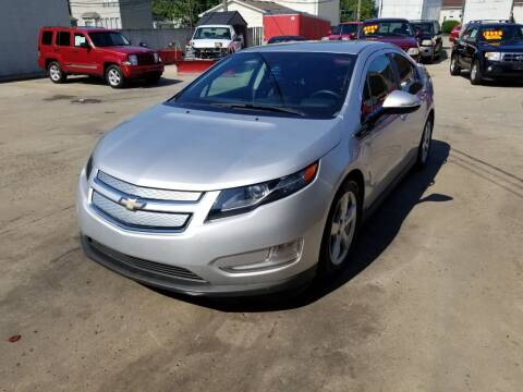 2013 Chevrolet Volt for sale at Madison Motor Sales in Madison Heights MI