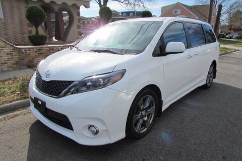 2017 Toyota Sienna for sale at First Choice Automobile in Uniondale NY