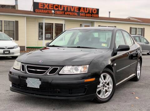 2007 Saab 9-3 for sale at Executive Auto in Winchester VA
