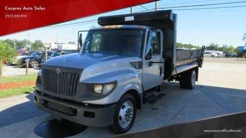 2012 International TerraStar for sale at Carpros Auto Sales in Largo FL