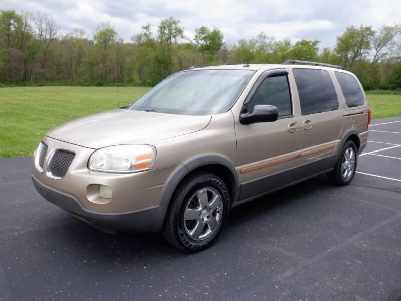 2005 Pontiac Montana SV6 for sale in Lexington, OH