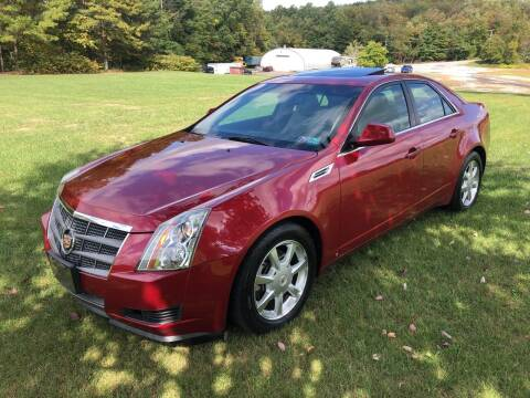 2008 Cadillac CTS for sale at THATCHER AUTO SALES in Export PA