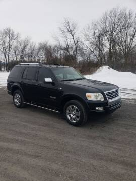2008 Ford Explorer for sale at Alpine Auto Sales in Carlisle PA