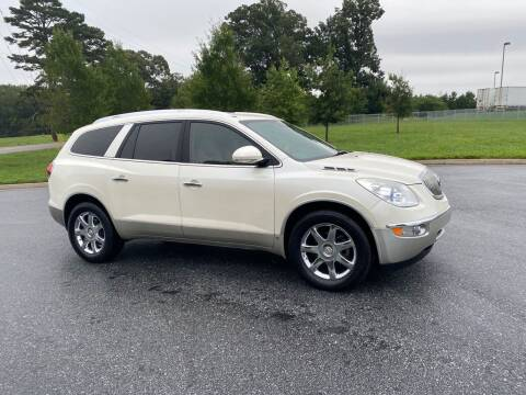 2008 Buick Enclave for sale at GTO United Auto Sales LLC in Lawrenceville GA