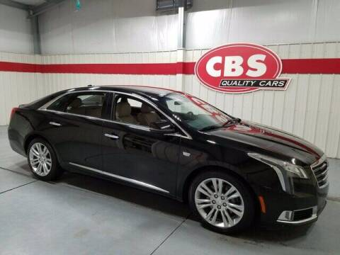 2019 Cadillac XTS for sale at CBS Quality Cars in Durham NC