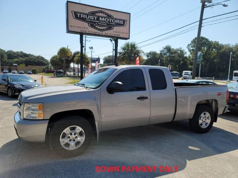2009 Chevrolet Silverado 1500 for sale at Trust Motors in Jacksonville FL