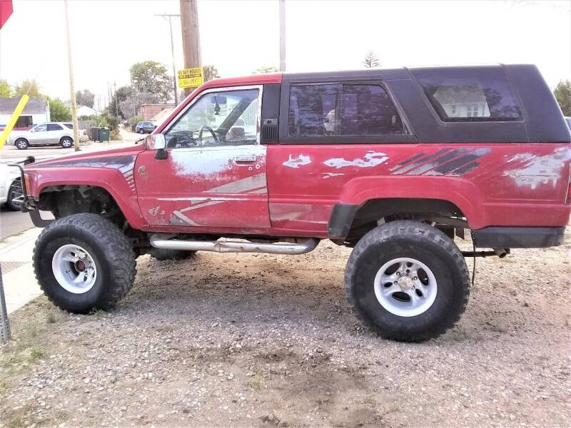 1988 Toyota 4Runner for sale at Good Guys Auto Sales in Cheyenne WY