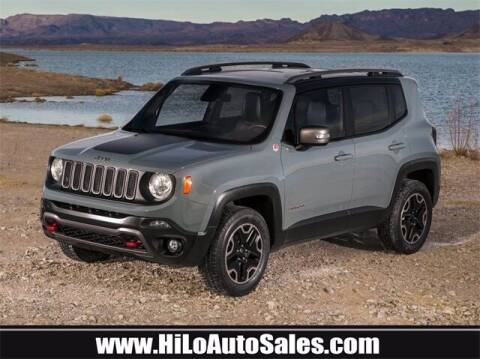 2016 Jeep Renegade for sale at Hi-Lo Auto Sales in Frederick MD