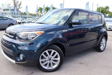 2019 Kia Soul for sale at OCEAN AUTO SALES in Miami FL