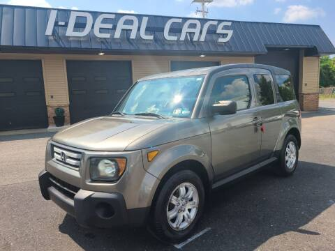 2008 Honda Element for sale at I-Deal Cars in Harrisburg PA