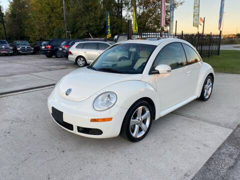 2008 Volkswagen New Beetle for sale at AUTO CARE TODAY in Spring TX