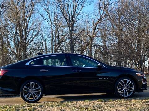 2020 Chevrolet Malibu for sale at RAYBURN MOTORS in Murray KY