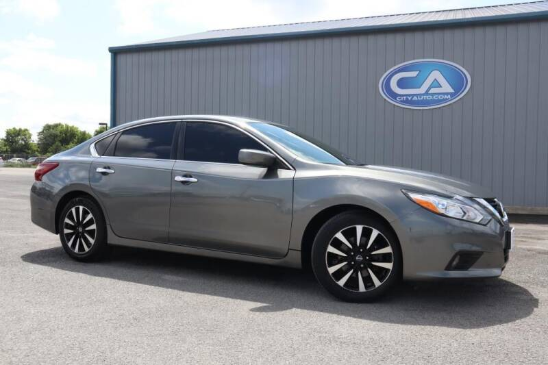 2018 Nissan Altima for sale at City Auto in Murfreesboro TN