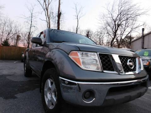 2006 Nissan Frontier for sale at AMERICAR INC in Laurel MD