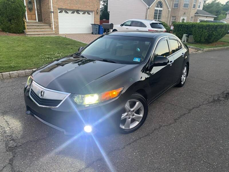 2010 Acura TSX for sale at Express Auto Mall in Totowa NJ