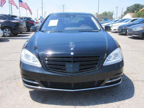 2013 Mercedes-Benz S-Class for sale at T & D Motor Company in Bethany OK