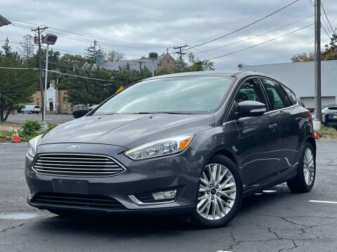 2015 Ford Focus for sale at MAGIC AUTO SALES in Little Ferry NJ
