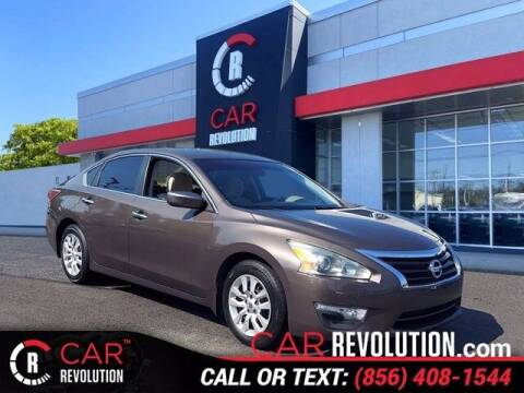 2015 Nissan Altima for sale at Car Revolution in Maple Shade NJ