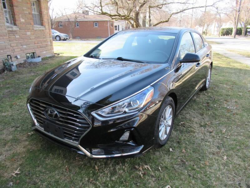 2018 Hyundai Sonata for sale at Lake County Auto Sales in Painesville OH
